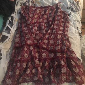 Modcloth cold shoulder dress